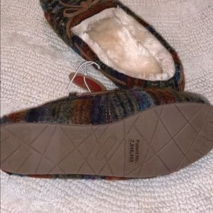 Shoes - Fun colored Moccasins! NWT